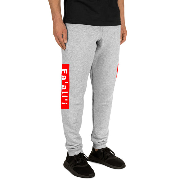 Fa'ali'i Unisex Fleece Tracksuit Joggers - Measina Treasures of Samoa