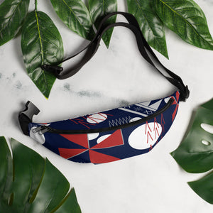 Measina Unisex Fanny Pack Belt Bag - Measina Treasures of Samoa