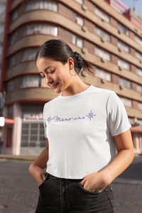 Measina Simple - Womens Crop Tee - Measina Treasures of Samoa