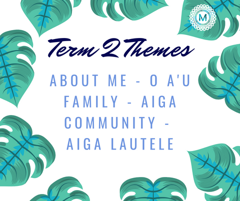 Measina Playgroup Online Term 2 - Measina Treasures of Samoa