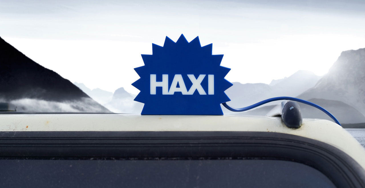 Haxi Car Magnets for side door and hood