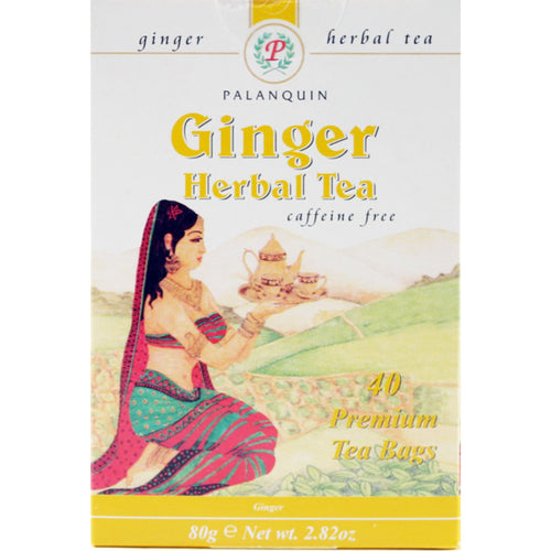 Te - Infusion herbal con jengibre en bolsitas | Ginger Herbal tea bags