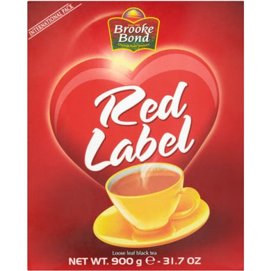 Te negro hoja suelta Red Label | Loose leaf Tea Red Label 900g