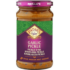 "Pickle de ajo ""Patak"" (encurtido) 