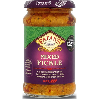 Pickle mixto (encurtido) |