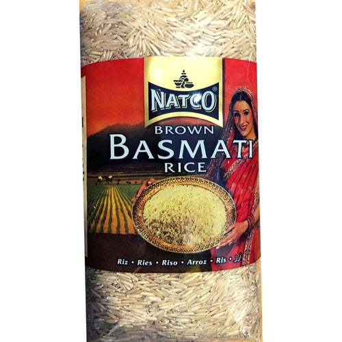 Arroz integral Basmati | Brown Basmati Rice