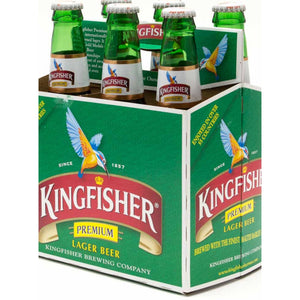 "Cerveza ""Kingfisher"" Premium Lager 