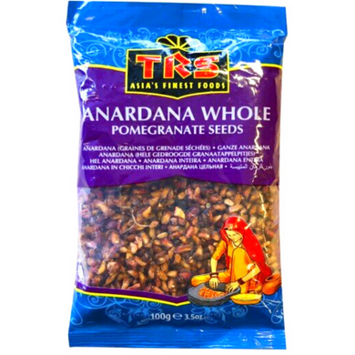 Semillas de granada | Pomegranate seeds | Anardana TRS 100g