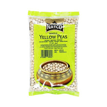 Load image into Gallery viewer, Guisantes Amarillos Pelados (Pisum Sativum) | Whole yellow peas Natco - 500g