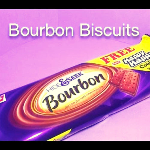 Galletas de chocolate | Parle Bourbon biscuits