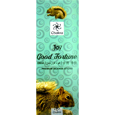 Premium Incense Stick ''Joy Good fortune'' Agarbati