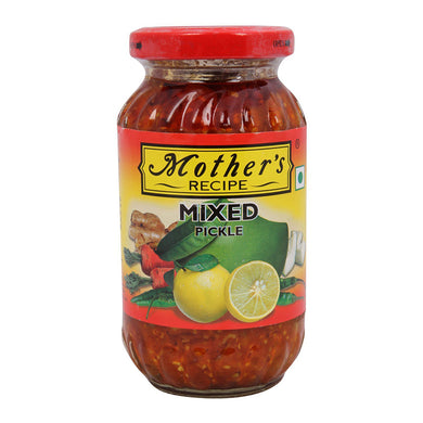 Pickle mixto (encurtido) | Mixed pickle | 500g-Mother's Recipe