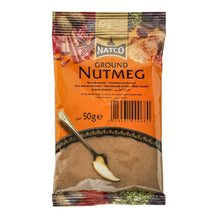 Load image into Gallery viewer, Nuez moscada en Polvo | Nutmeg Ground Natco 50g