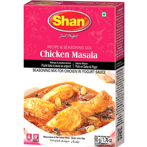Especias para Pollo | Shan Chicken Curry Masala 50g