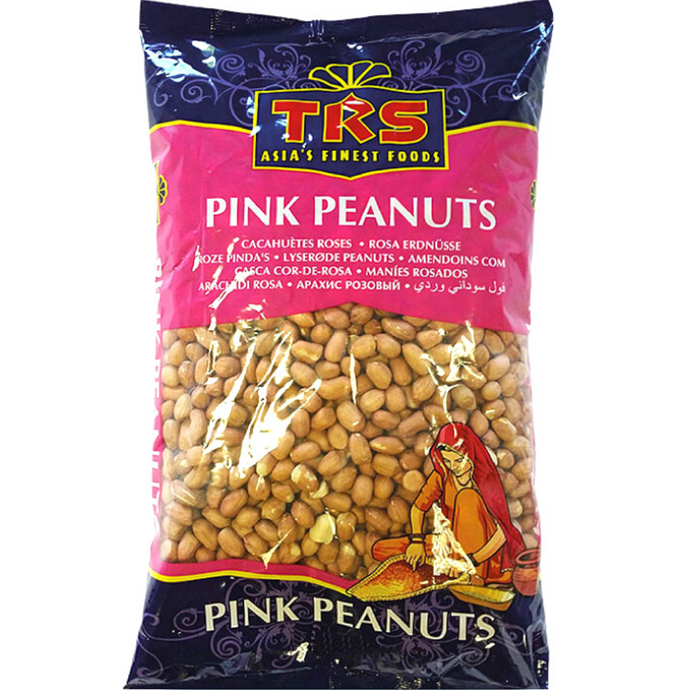 Cacahuete Crudo (Piel rosa) | Pink Peanuts TRS - 375g