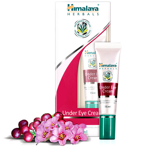 Contorno de Ojos y Crema Anti-ojeras | Under Eye Cream Himalaya