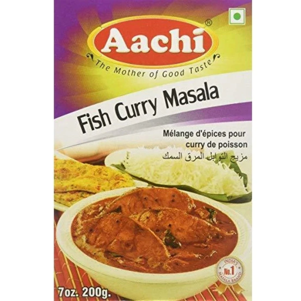 Especias para Curry de Pescado | Fish Curry Masala Aachi
