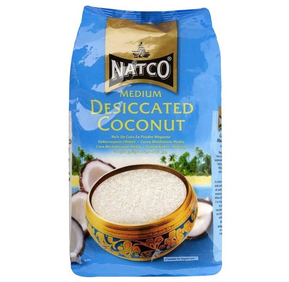 Coco Rallado medio | Medium Desiccated Coconut
