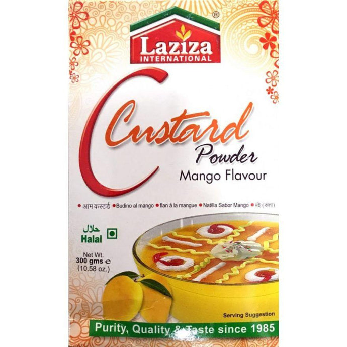 Laziza Natillas | Mango Custard Powder -300g