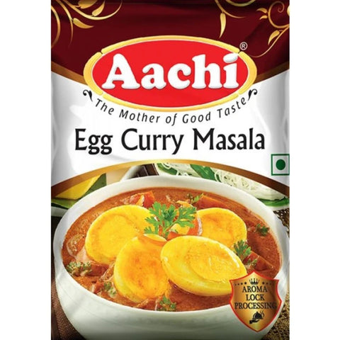 Especias para Curry de Huevos | Egg Curry Masala Aachi