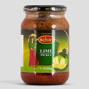 Pickle de Lima (encurtido) | Schani Lime Pickle - 500g