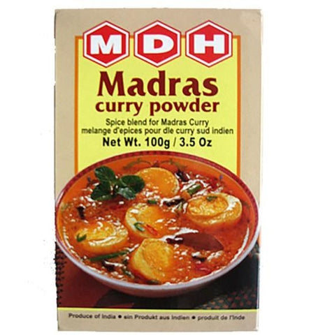 Curry De Madras | Madras Curry Powder