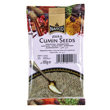 Load image into Gallery viewer, Semillas de Comino (Cuminum cyminum) | Cumin Seeds Natco 100g