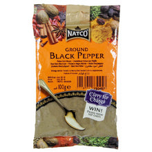 Load image into Gallery viewer, Pimienta negra en polvo | Black Pepper powder Natco 100g