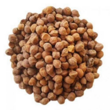 Load image into Gallery viewer, Garbanzos Negros (Cicer arietinum, tipo Desi) | Brown Chickpeas | Kala Chana Indus- 1kg