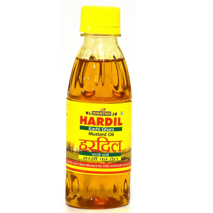 Aceite De Mostaza | Musterd Oil Idhayam - 500ml for cooking