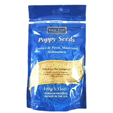 Semillas de Amapola | Poppy Seeds 100g