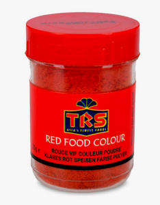 Colorante en Polvo Rojo | Powder Red Food Colour 25g