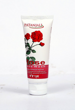 Load image into Gallery viewer, Limpiador de Rosa | Rose Face Wash Patanjali -60g