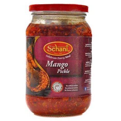 Pickle de Mango (encurtido) | Schani Mango pickle 500g