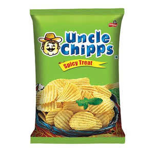 Aperitivos Uncle Chips Spicy Treat | 40g