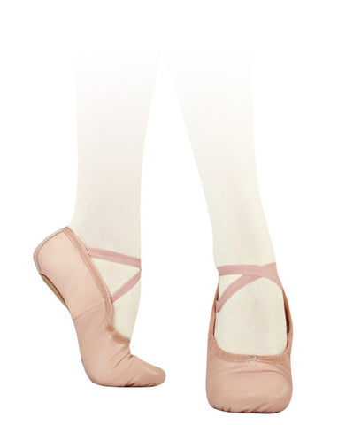 Sansha No. 1 Pro Leather Ballet Slippers