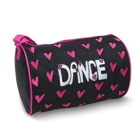 DansBagz Hearts For Dance Duffel