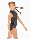 Capezio High Neck Leotard