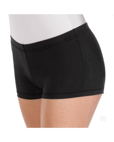 Eurotard Adult Micro Booty Shorts