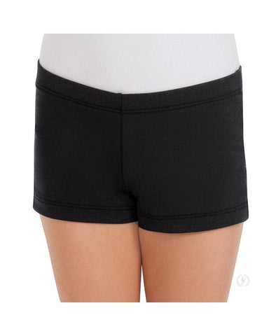 Eurotard Child Micro Booty Shorts