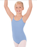 Eurotard Camisole Leotard with Adjustable Straps Child