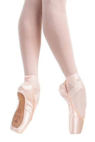 Sansha F. R. Duval STR Pointe Shoes