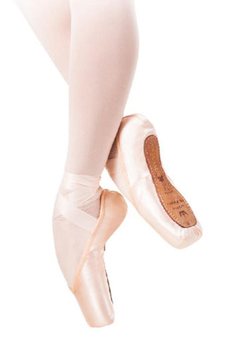 Sansha F.R. Duval XTR Pointe Shoes