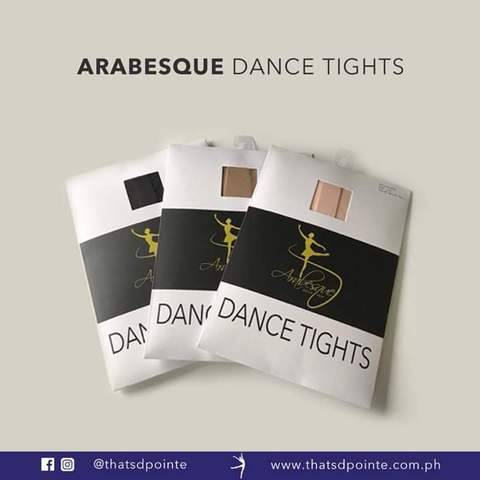 Arabesque Adult Footed Dance Tights