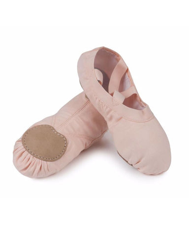 Freed of London Stretch Canvas Ballet Shoes