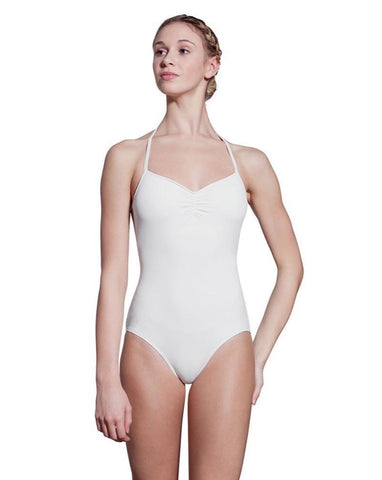 Lulli Abby Pinched Camisole Leotard
