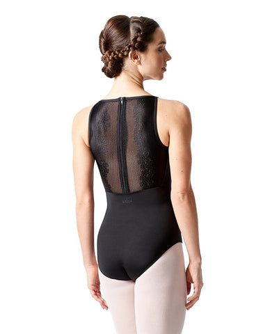 Lulli Camisole Zip Back Leotard Sonia