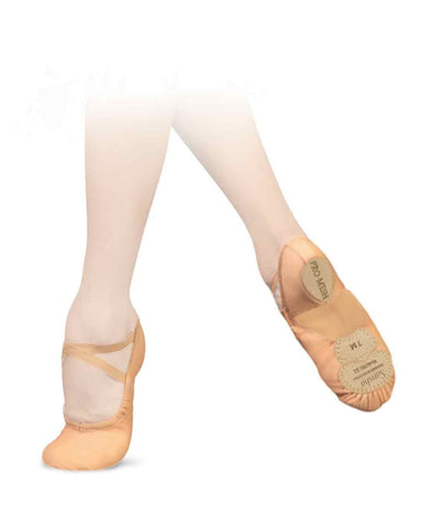 Sansha Pro Mesh Canvas Ballet Shoes
