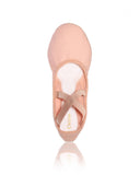 Sansha Chelsea Stretch Canvas Ballet Shoes