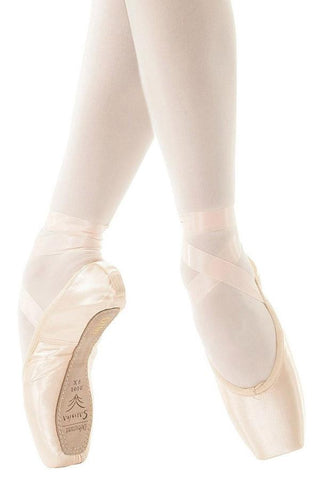 Sansha Debutante Pointe Shoes RV